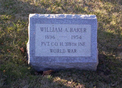 William A Baker