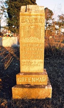 William A. Greenhaw