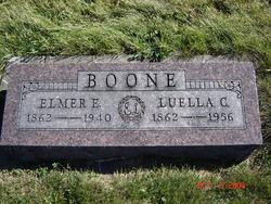 Elmer E. Boone