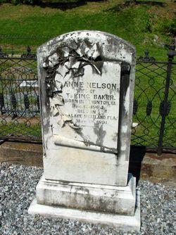 Anne <i>Nelson</i> Baker
