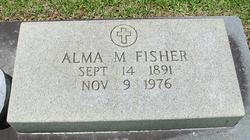 Alma <i>Maynor</i> Fisher