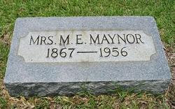 Marietta <i>White</i> Maynor