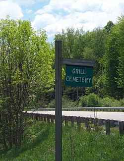 Grill Cemetery