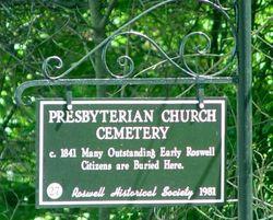 Roswell Presbyterian Church Cemetery