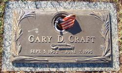 Gary Dean Craft
