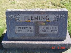 Louise Pearl <i>Lighty</i> Fleming