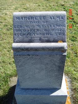 Margrett Alma Fleming