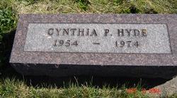 Cynthia Pearl <i>Beatty</i> Hyde