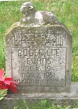 Roger Lee Evans