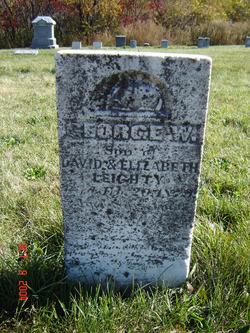 George W. Leighty