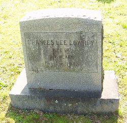 Frances Lee <i>Lowrey</i> Hearn