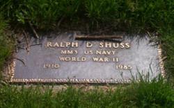 Ralph Daniel Shuss