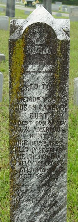 Judson Candler Burt