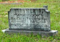 Blanche R. <i>Burt</i> Tyner