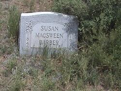 Susan McSween <i>Homer</i> Barber
