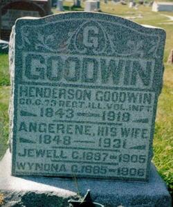 Henderson 'Squire' Goodwin