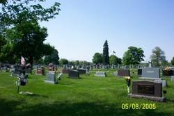 Gravel Lawn Cemetery