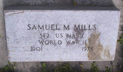 Samuel M Mills