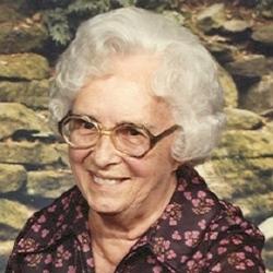 Margaret Irene <i>Wildasin</i> Miller