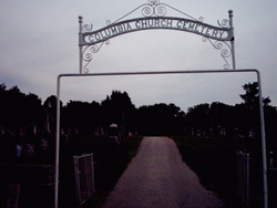 Columbia Church Cemetery