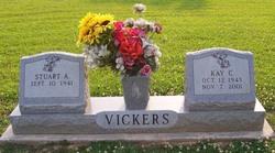 Kay D. <i>de Launay</i> Vickers