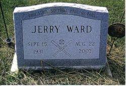Charles (Jerry) Edward Ward