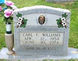 Carl Faxton Williams