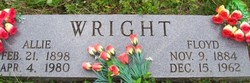 Allie <i>Campbell</i> Wright