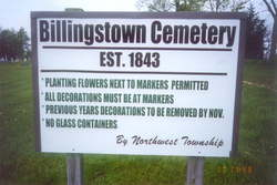 Billingstown Cemetery