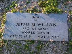 Jeffie M. Wilson