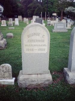 Pvt George E. Anderson