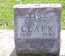 Ella Marie Charlotte <i>Rolfs</i> Clark