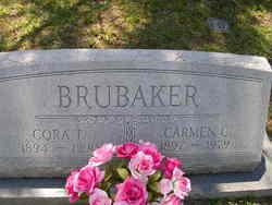 Cora <i>Triay</i> Brubaker