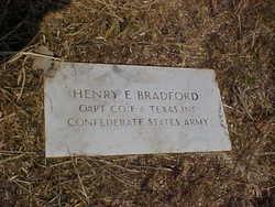 Capt Henry Eugene Bradford