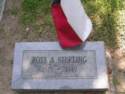 Ross Shaw Sterling, Sr