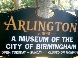 Arlington Antebellum Home