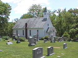 Ebenezer United Methodist Episcopal Church Cemeter