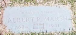Albert R. Marsh