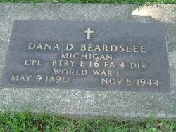 Corp Dana D. Beardslee