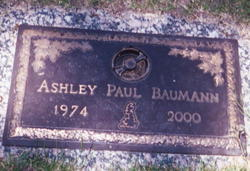Ashley Paul Baumann