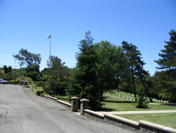 Benicia Army Cemetery