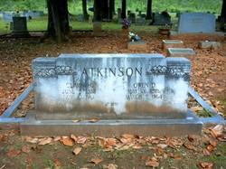 Clara H Atkinson