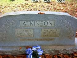 Strettie B Atkinson