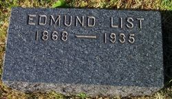 Edmund List