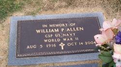 William P Allen