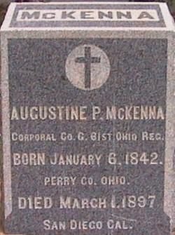Corp Augustine P. McKenna
