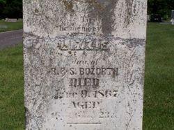 Lizzie Bozarth