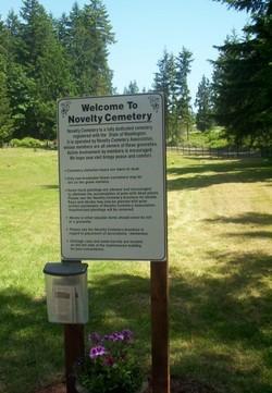 Novelty Cemetery