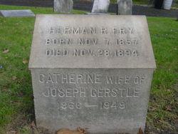 Catherine <i>Schneider</i> Frey