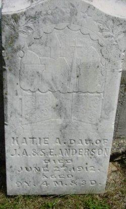 Katie A Anderson